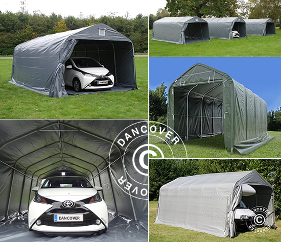 garajes portatiles - garajes plegables - cubiertas para coches y